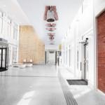 Jag tar mig dit – permanent installation at Mölndals sjukhus, Göteborg. Commissioned by Väsra Götalandsregionen, 2017