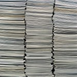 Stacks of Prints (Behave 27.1)