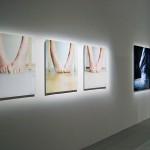 Exhibition view, Beaux-arts de Paris, 2008